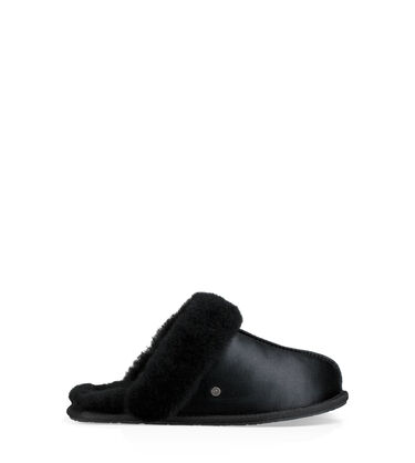 Scuffette II Satin Slipper