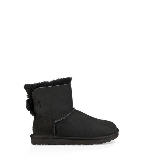 Sparkle Bow Mini Boot