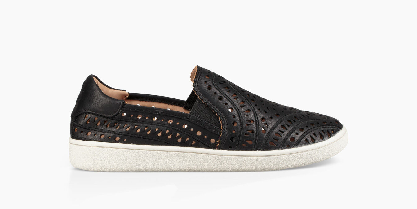 Cas Perf Embroidered Slip-On Sneakers k1Hs1u10sZ