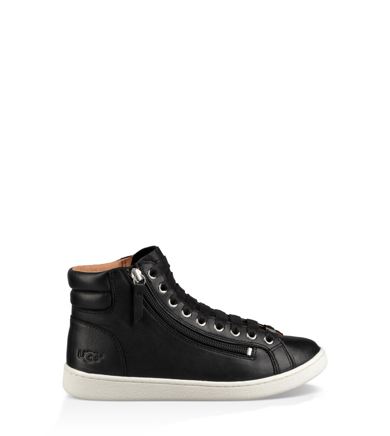 Ugg Womens Fashion Olive Sneaker Black