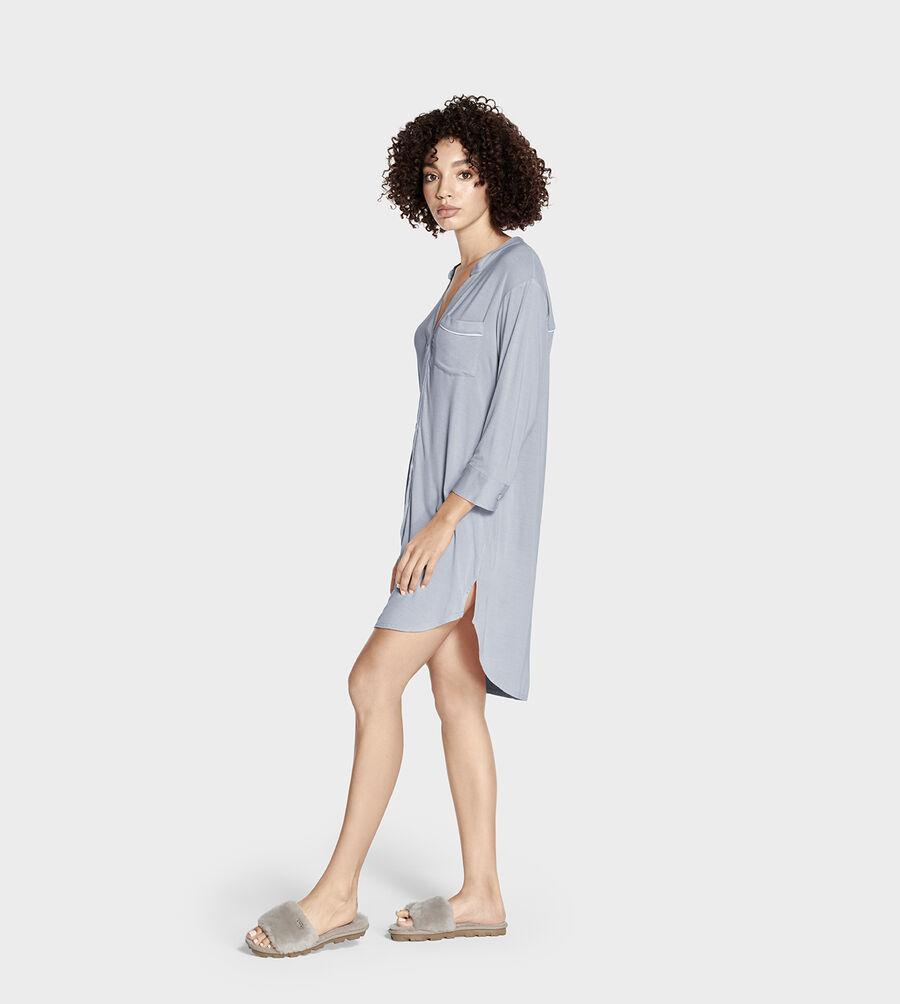 Vivian Knit Sleep Dress - Image 4 of 6