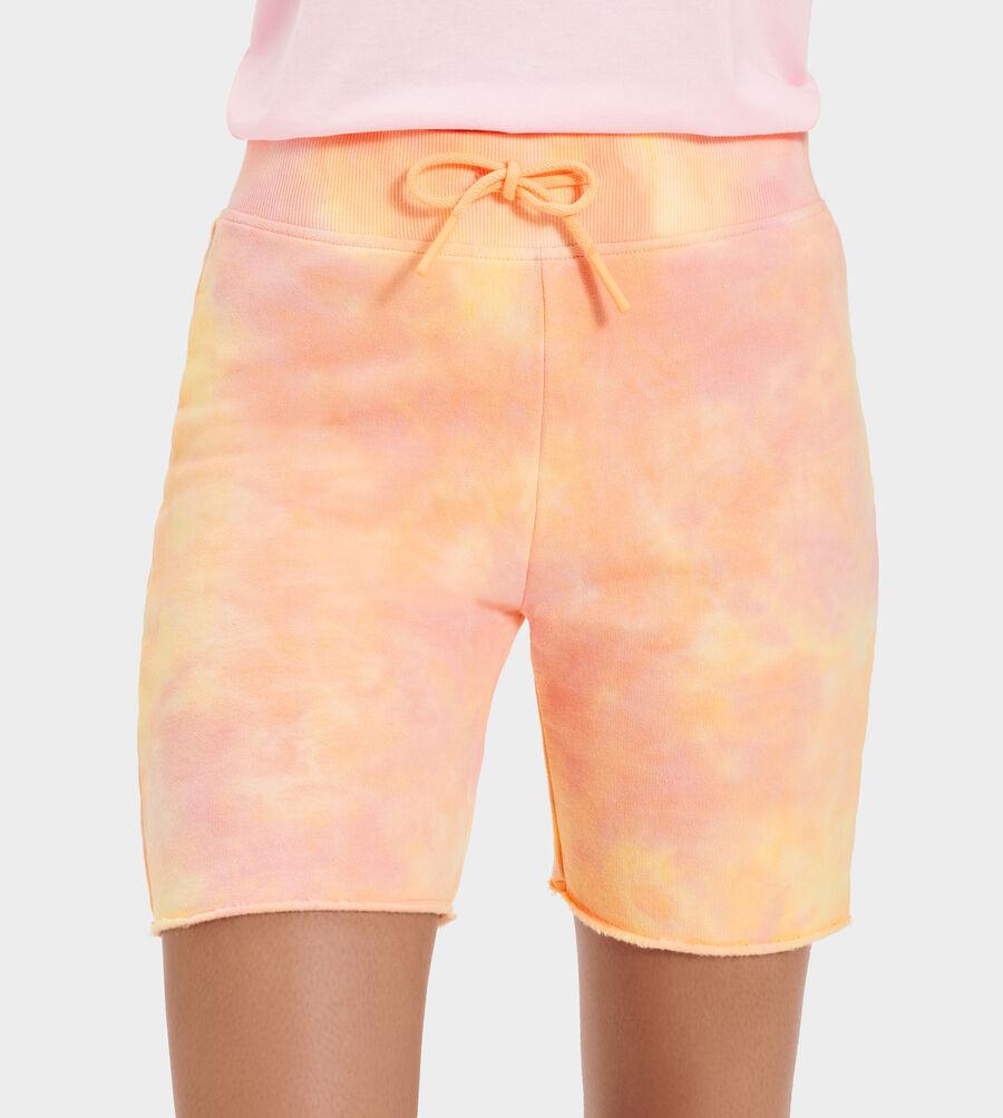 Zahara Biker Short Tie Dye - Image 3 of 5