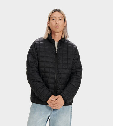 Joel Packable Quilted Jacket Alternative View