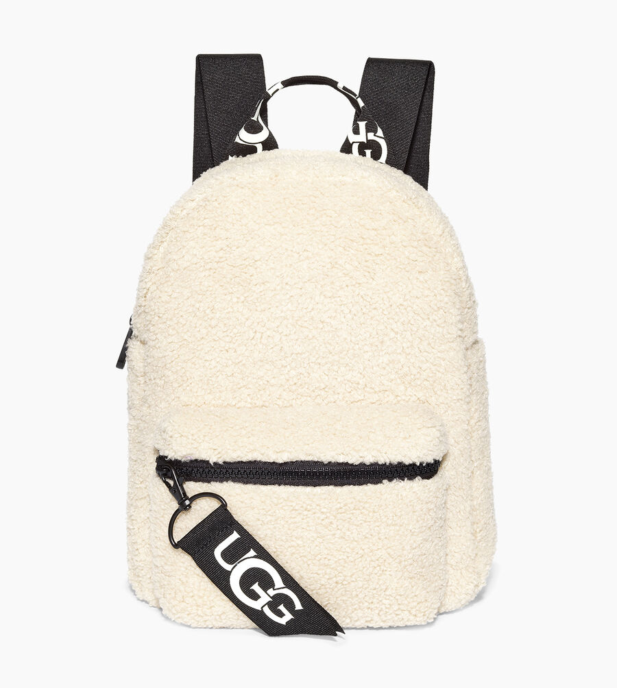 Dannie Mini Backpack Faux Fur - Image 1 of 5