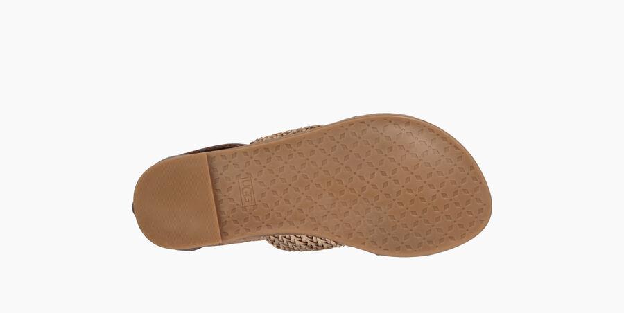 Marabel Metallic Sandal - Image 6 of 6