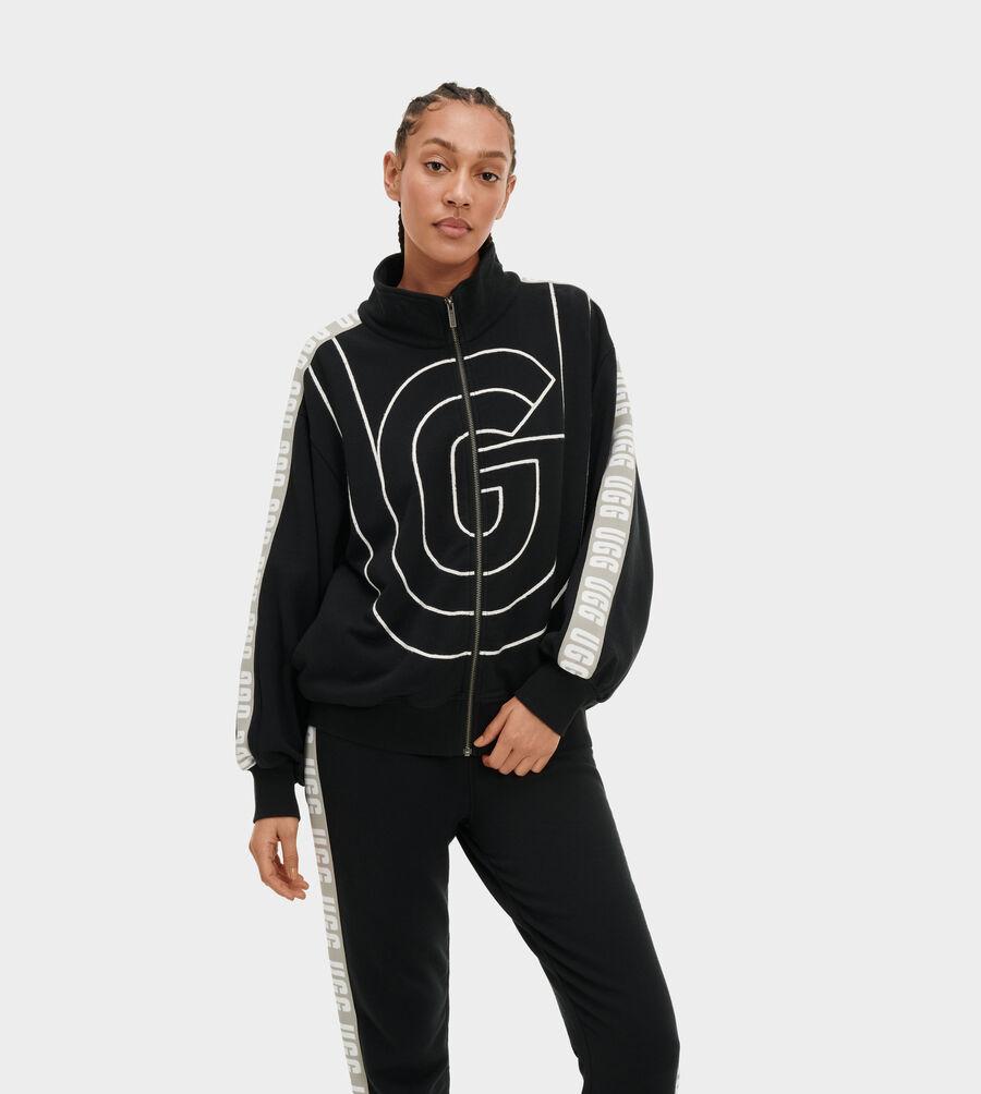 Reverie Track Jacket UGG - Image 1 of 4