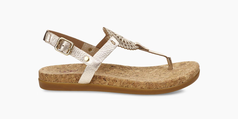 8ef8a458d0f Women's Share this product Ayden II Metallic Sandal