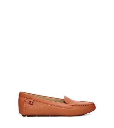 2c5ccf7fa20 Flores Leather Flat