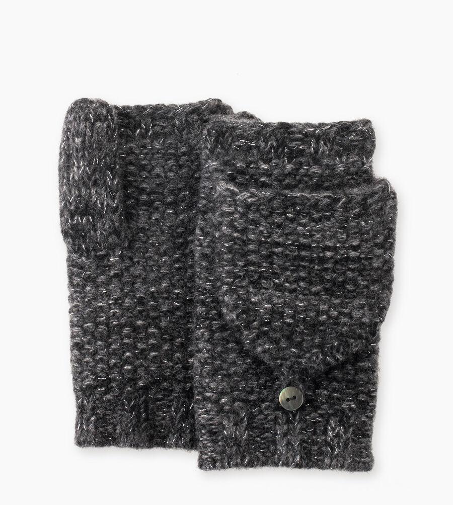 Cashmere Flip Mitten  - Image 1 of 4