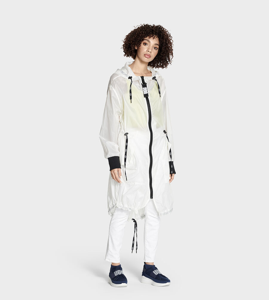 Carinna Hooded Anorak Jacket - Image 2 of 4