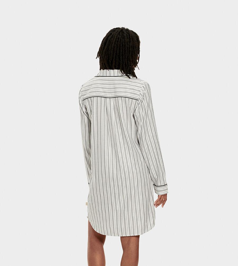 Laura Sleep Dress Stripe - Image 3 of 6