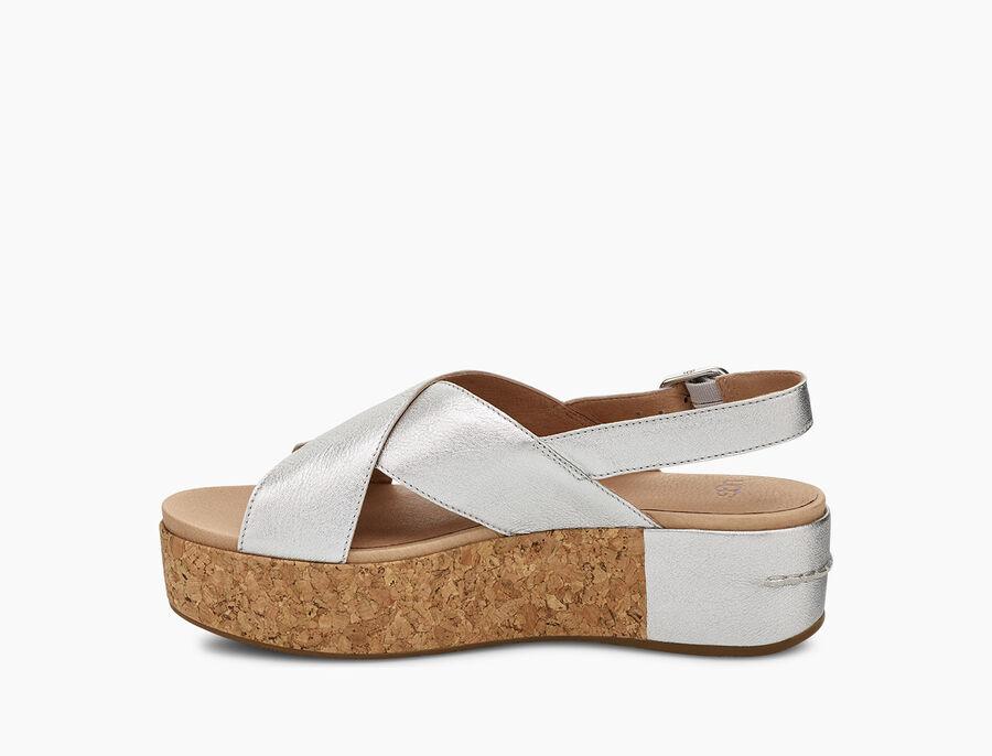 Shoshana Metallic Sandal - Image 3 of 6