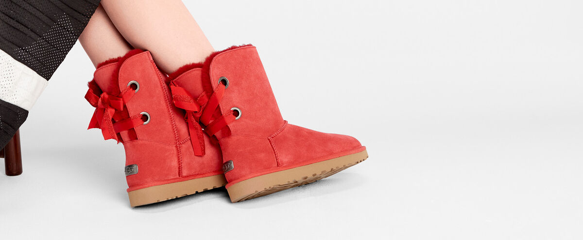 Customizable Bailey Bow Short Boot | UGG® Official