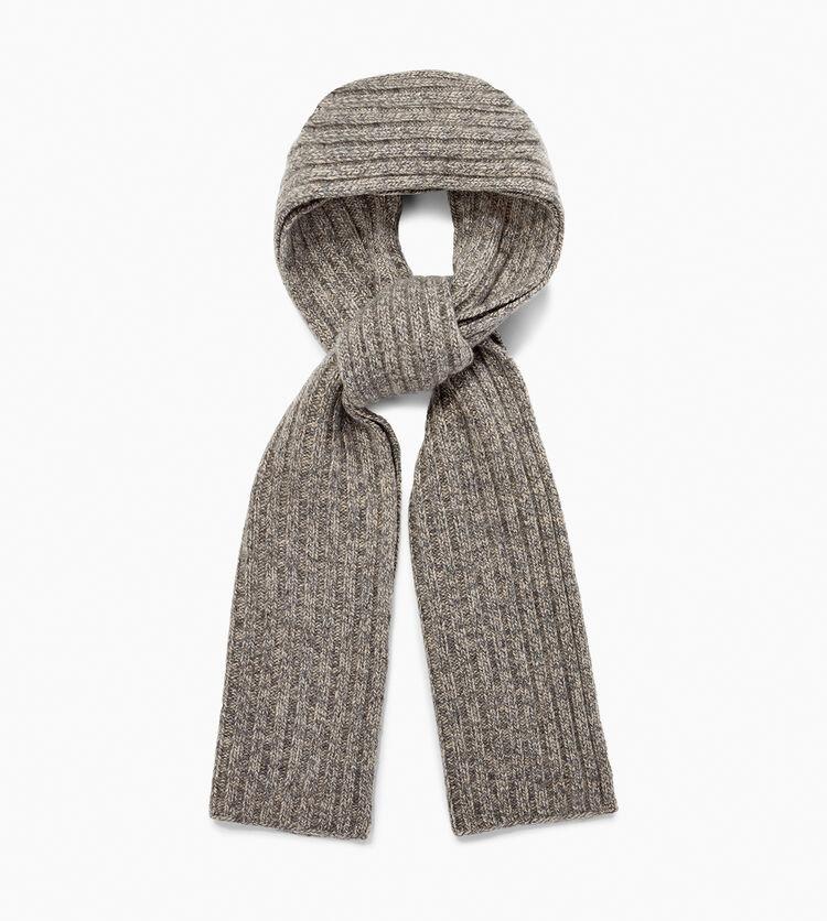 Pippa Rib Knit Scarf