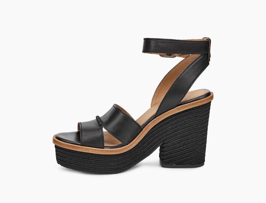 Carine Leather Heel - Image 3 of 6