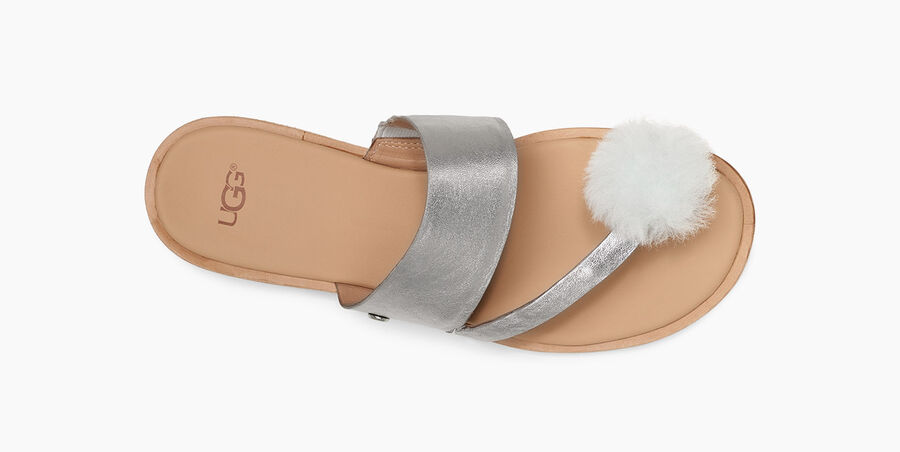 Hadlee Metallic Sandal - Image 5 of 6