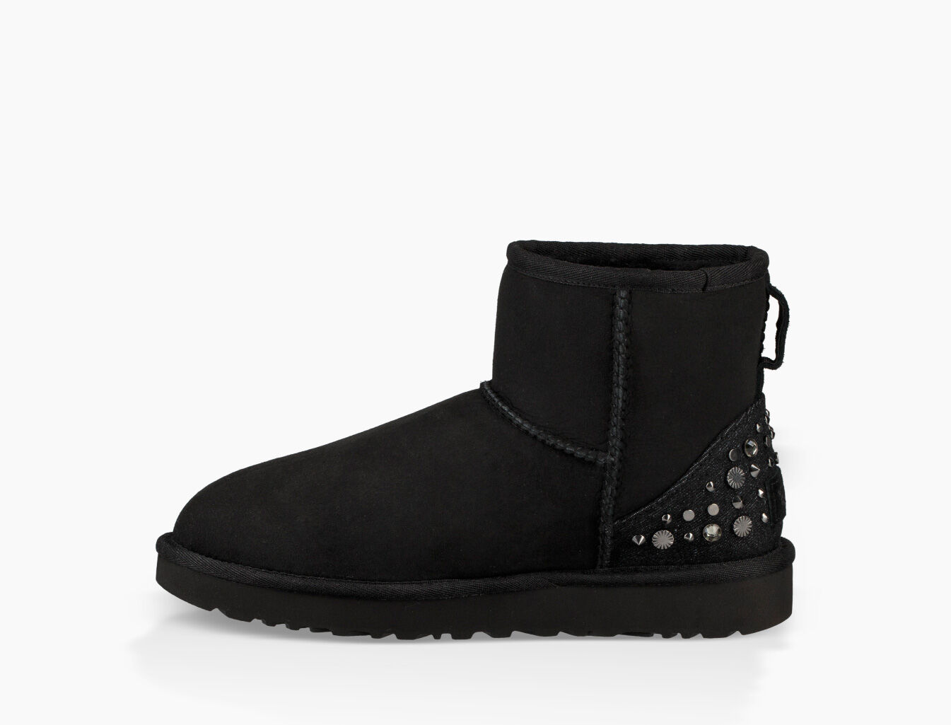 Zoom Mini Studded Bling Boot - Image 3 of 6