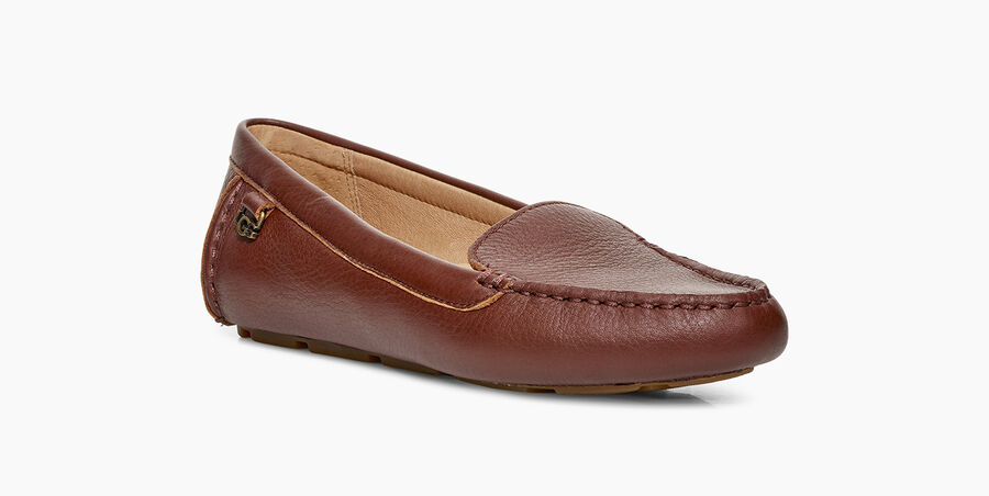 Flores Leather Flat - Image 2 of 6
