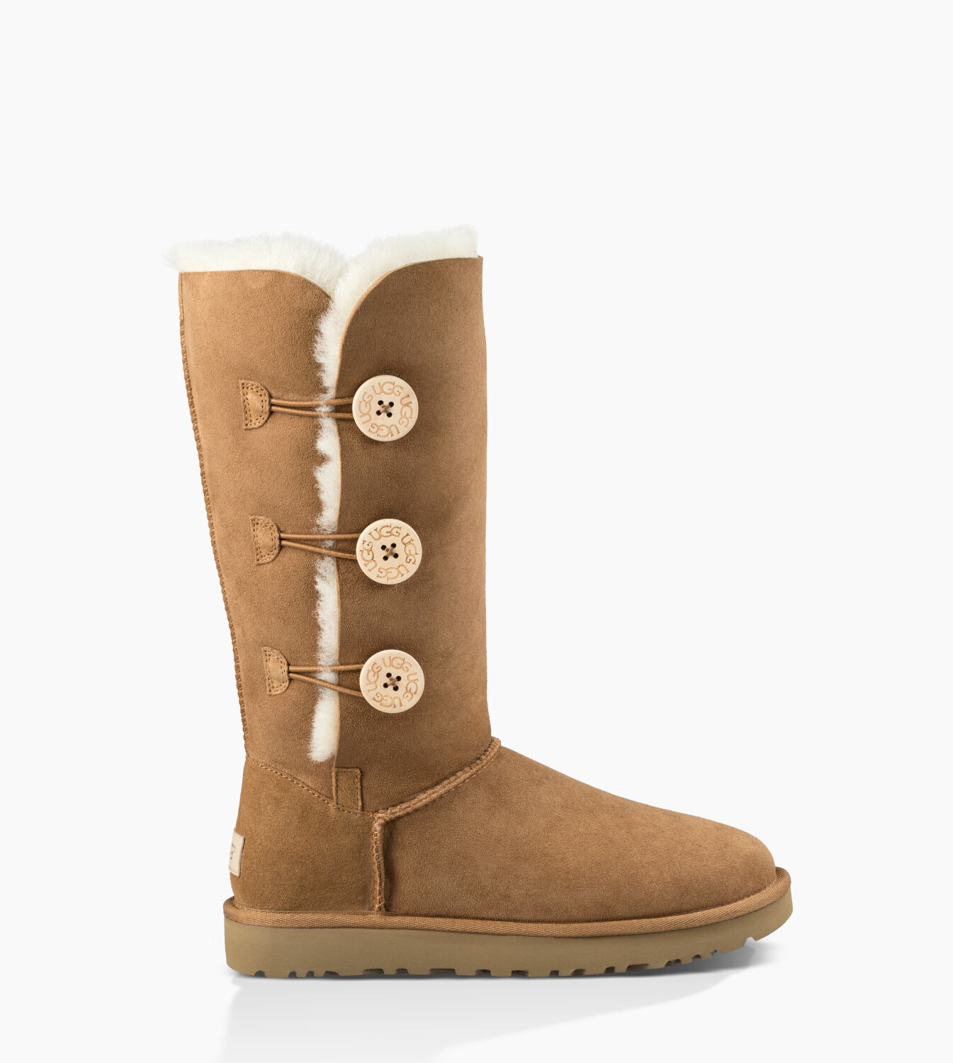 bailey button bow uggs