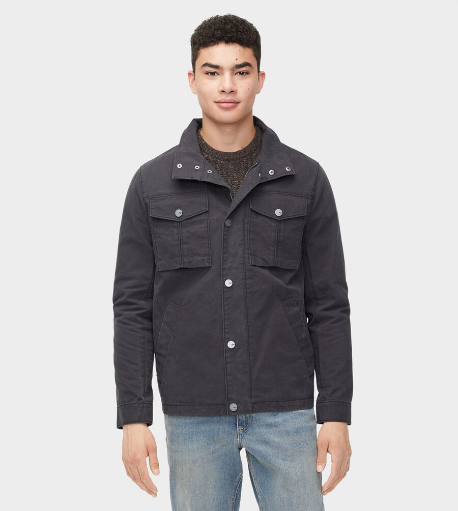 Cohen Waxed Cotton Jacket - Image 1 of 4