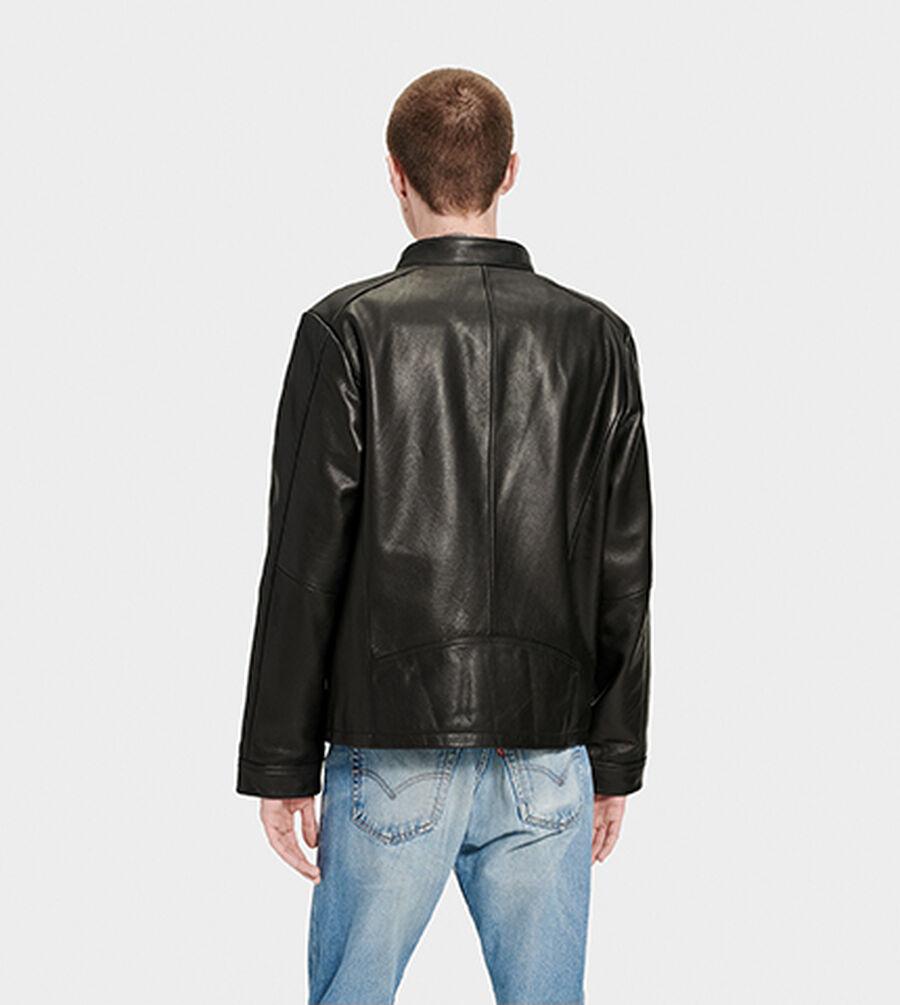 Orlando Leather Racer - Image 2 of 6