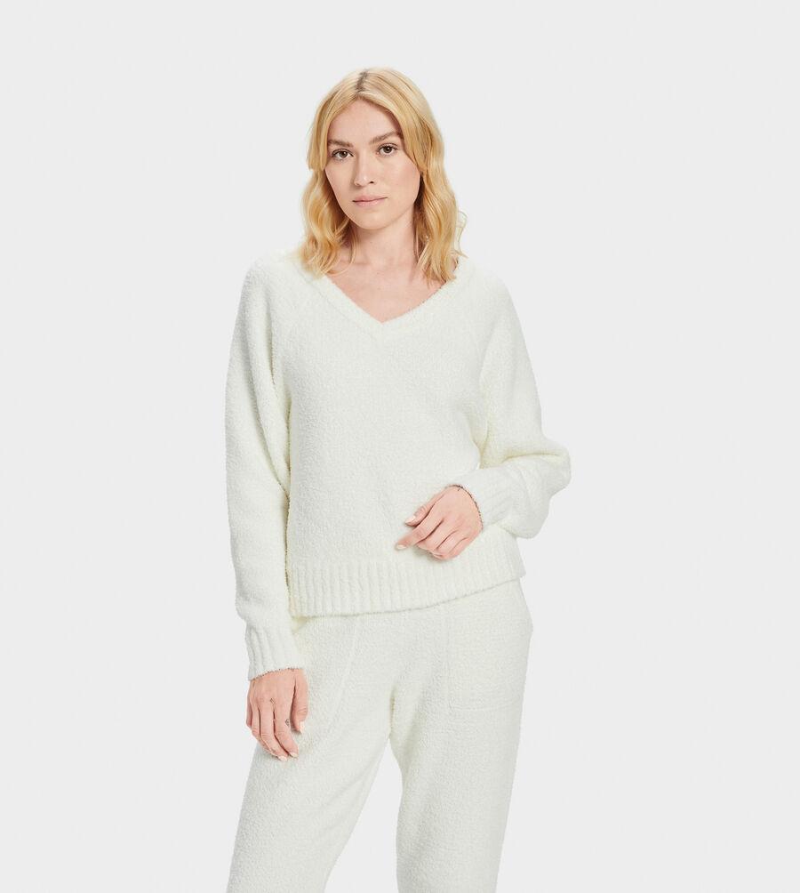Paula V Neck Sweater - Image 1 of 5
