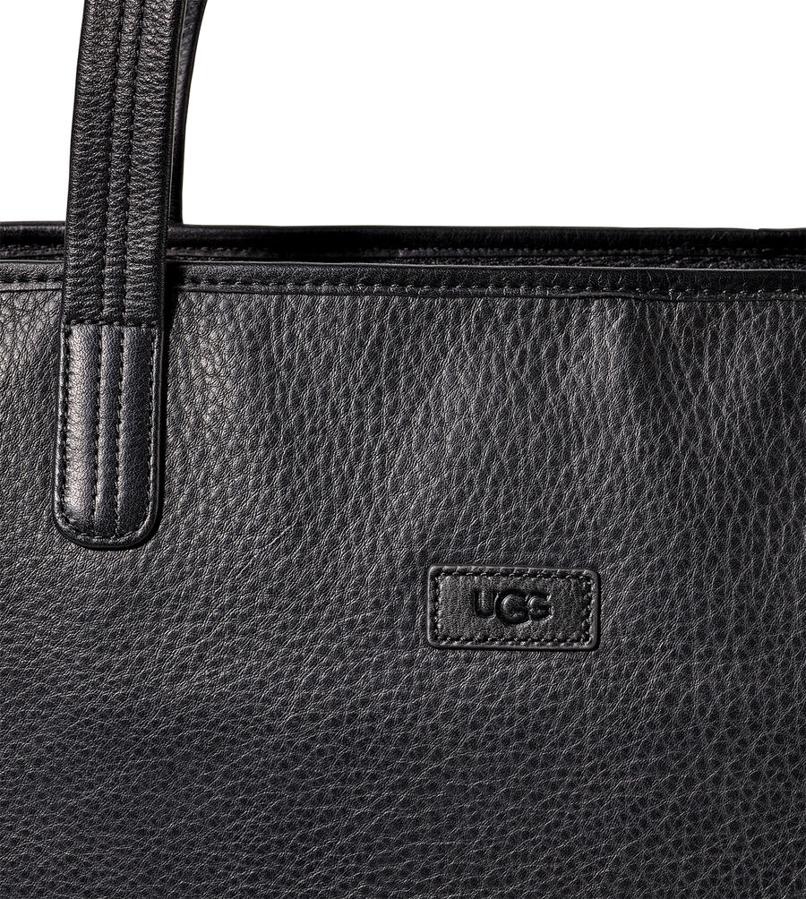 Alina Leather Tote - Image 5 of 5
