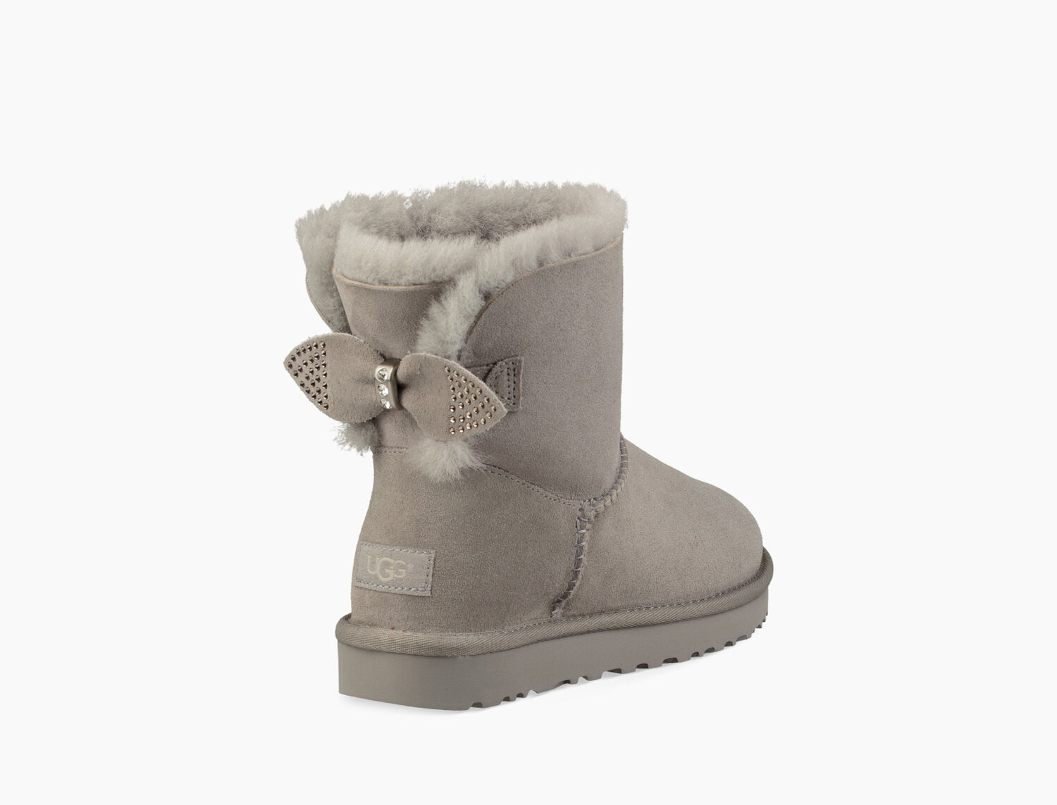 70ab7012f3b Women's Share this product Sparkle Bow Mini Boot