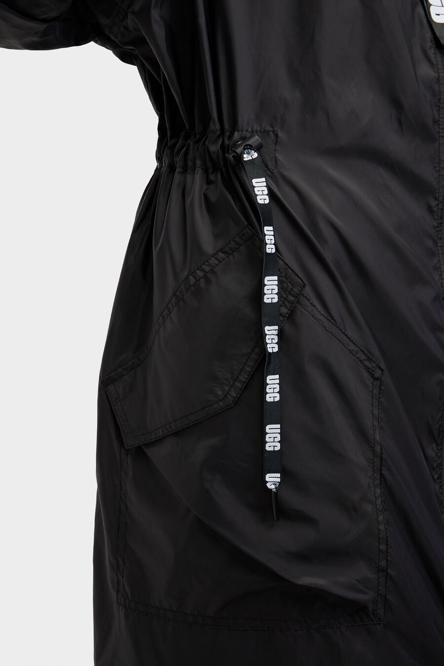 Carinna Hooded Anorak - Image 5 of 5