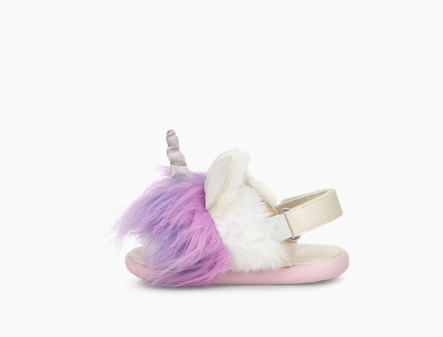 Rainbow Unicorn Sandal - Image 3 of 6