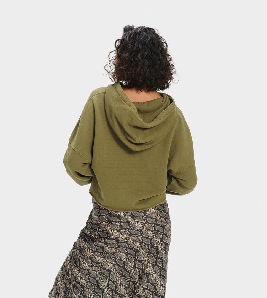 Keira Cropped Hoodie - Image 2 of 4