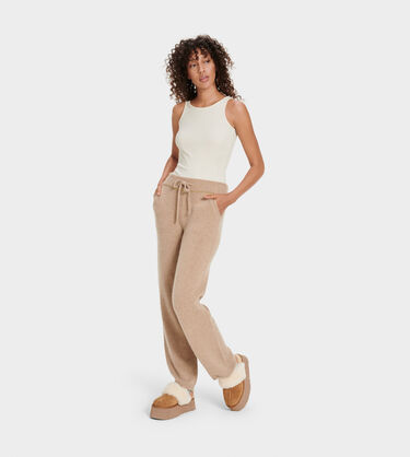 Aida Cashmere Pant Alternative View