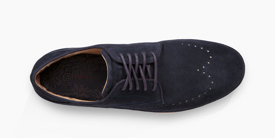 Cali Suede Wing-Toe Derby - Image 5 of 6