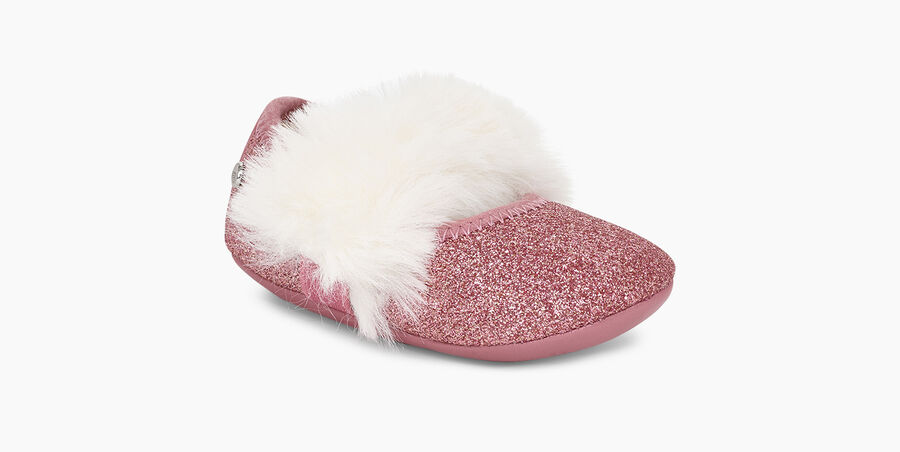Fluff Glitter Ballet Flat - Image 2 of 6