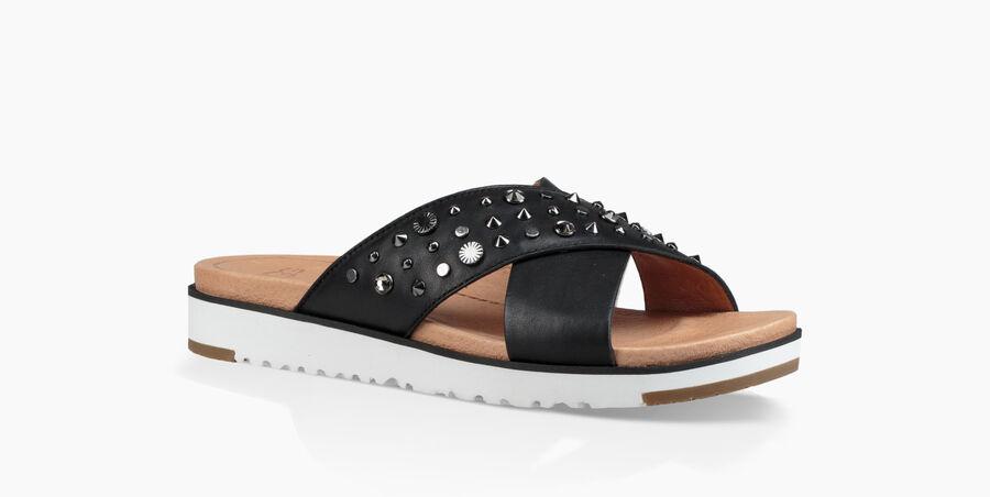 Kari Studded Bling Sandal - Image 2 of 6