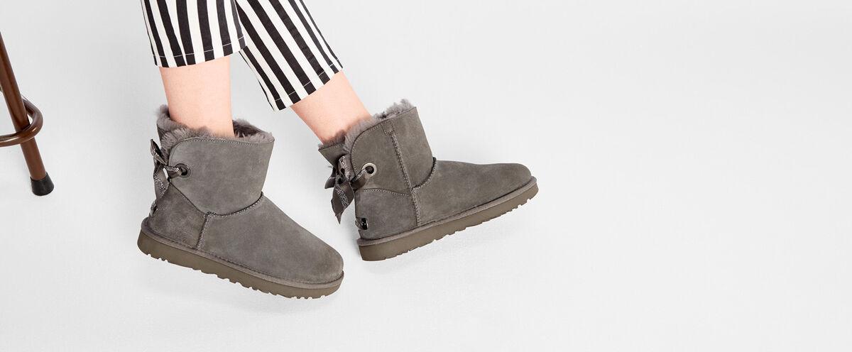 Customizable Bailey Bow Mini Boot - Lifestyle image 1 of 1