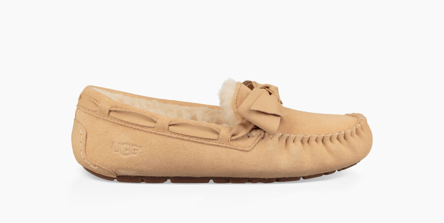 Dakota Leather Bow Slipper - Image 1 of 6