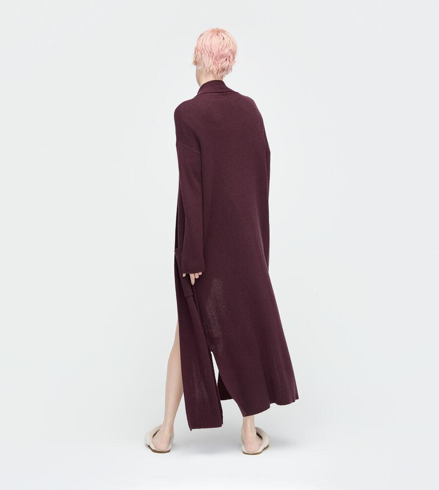 Wool Maxi Boyfriend Cardi - Image 3 of 3