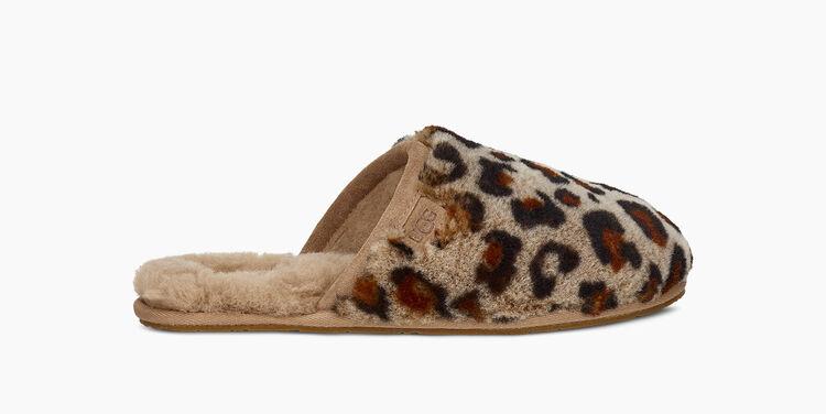 Fluffette Leopard