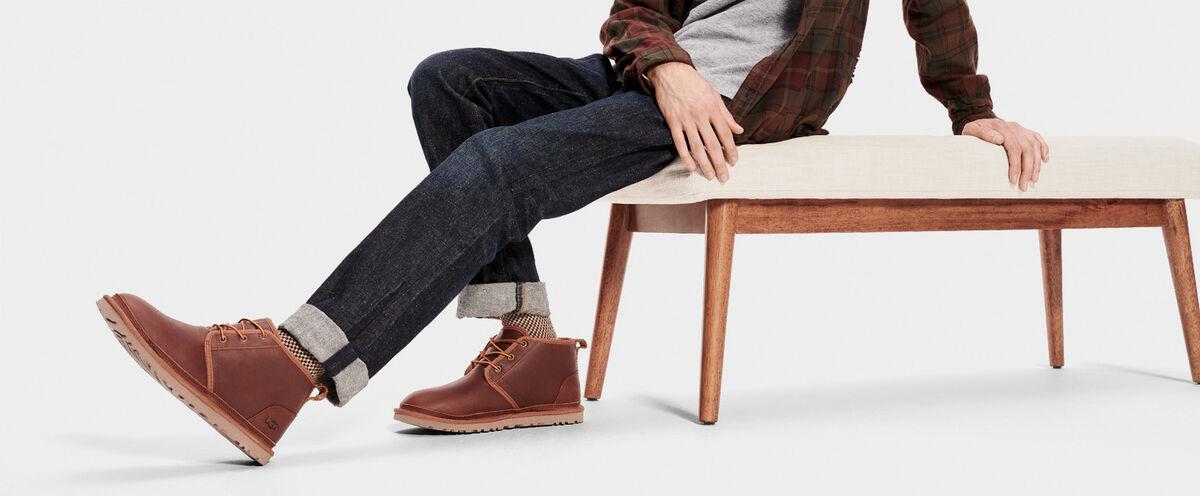 Leather Neumel Boot - Lifestyle image 1 of 1