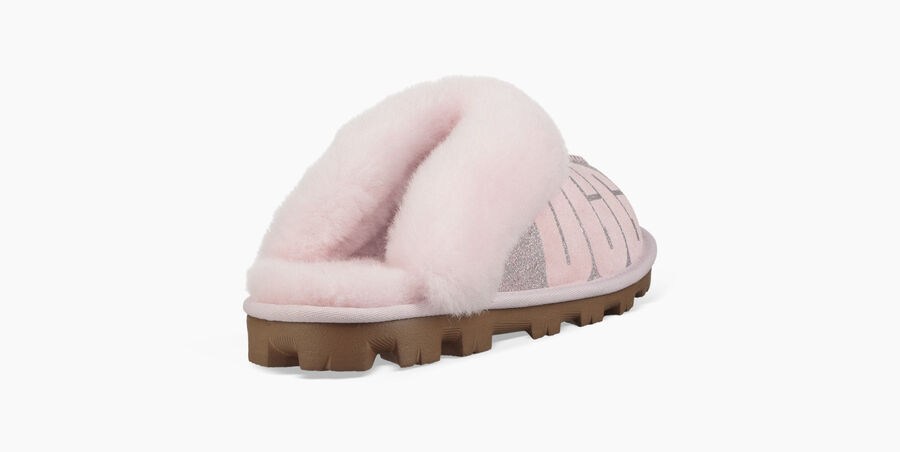Coquette UGG Sparkle Slipper - Image 4 of 6
