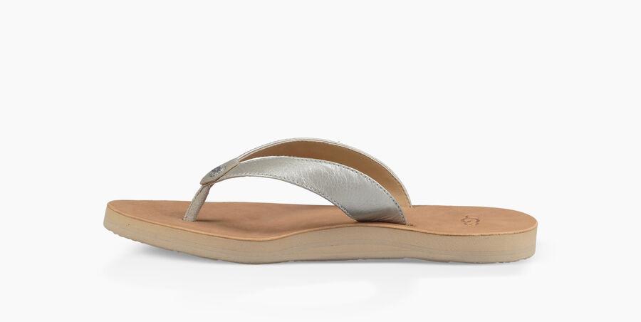 Tawney Metallic Sandal - Image 3 of 6