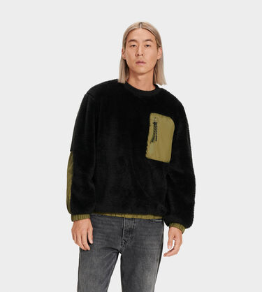 Niko Sherpa Crewneck Alternative View