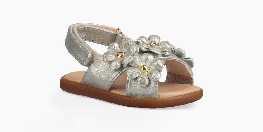 Allairey Shimmer Sandal - Image 2 of 6