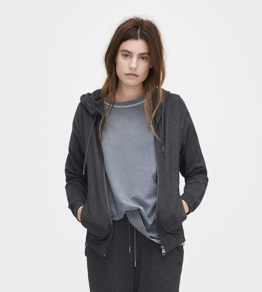 Cozy Full-Zip Hoodie - Image 1 of 3