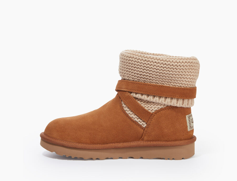 Purl Strap Boot - Image 3 of 6
