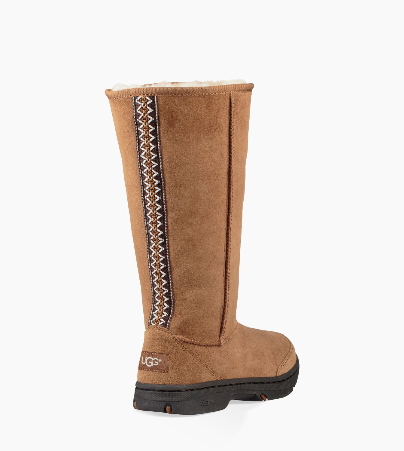 tall chocolate brown ugg boots