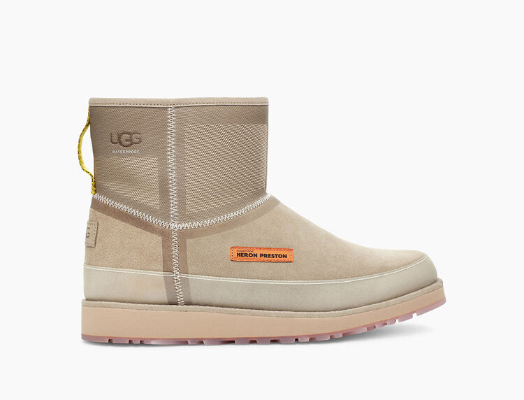 UGG x Heron Preston Classic Mini Tech Waterproof
