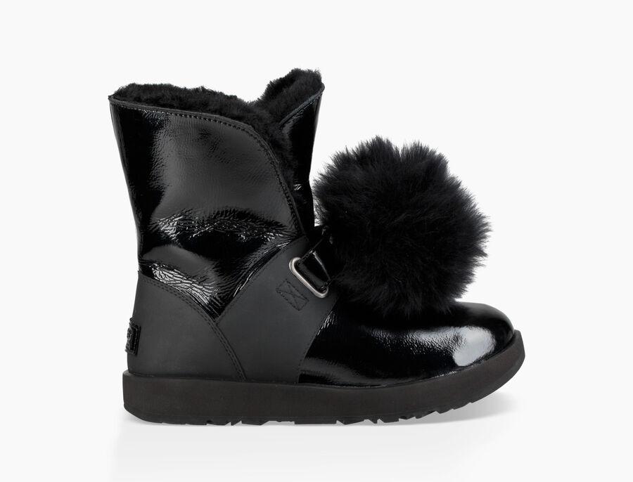 Isley Patent Waterproof Boot - Image 2 of 6