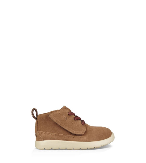 UGG Toddlers Canoe Suede Chukka Boot In Chestnut, Size 10